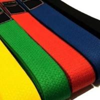 cinturones Artes Marciales